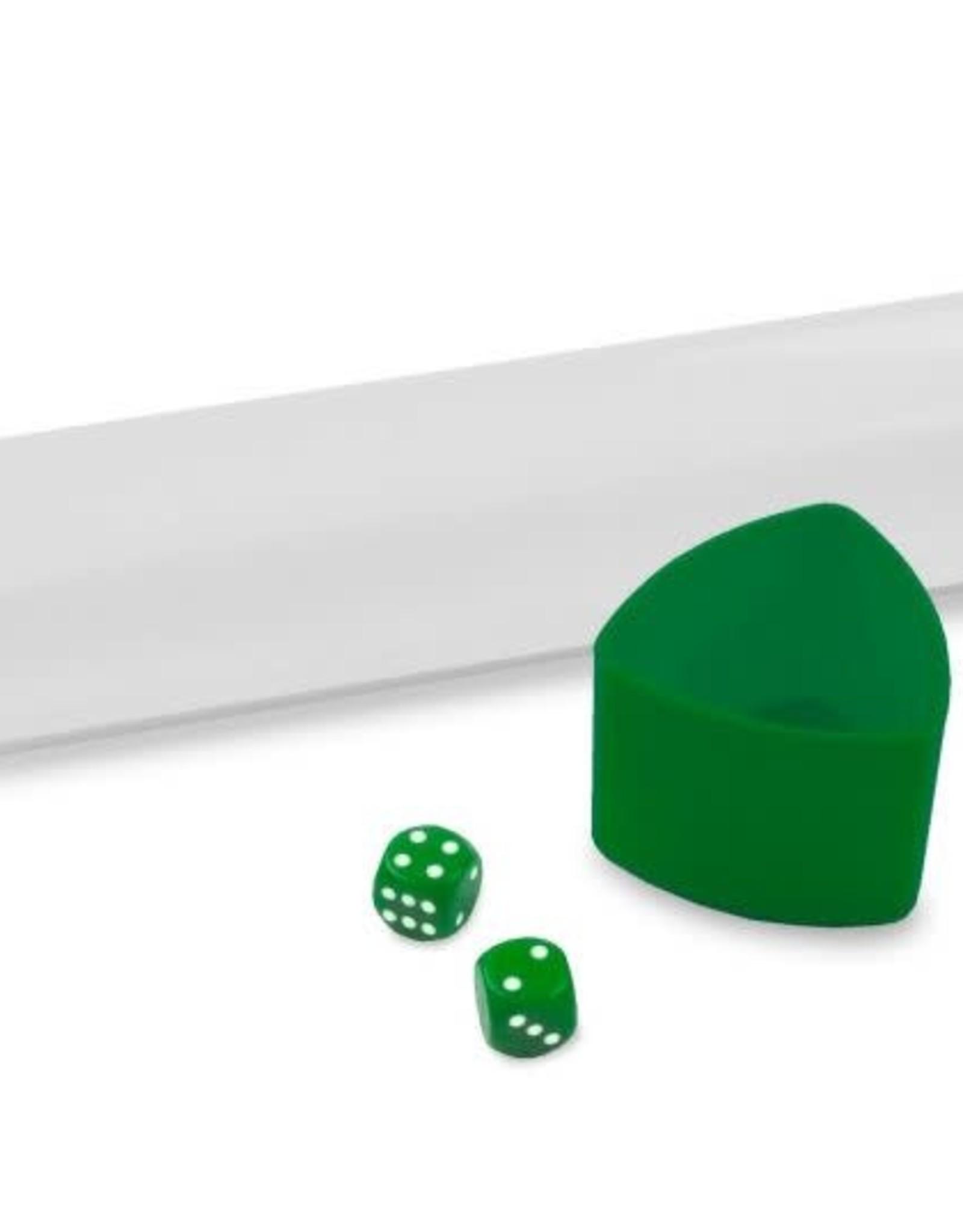 BCW Playmat Tube Cl/green