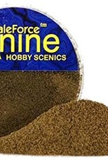Gale Force 9 Hobby Round: Flock Blend Dirt Foundation