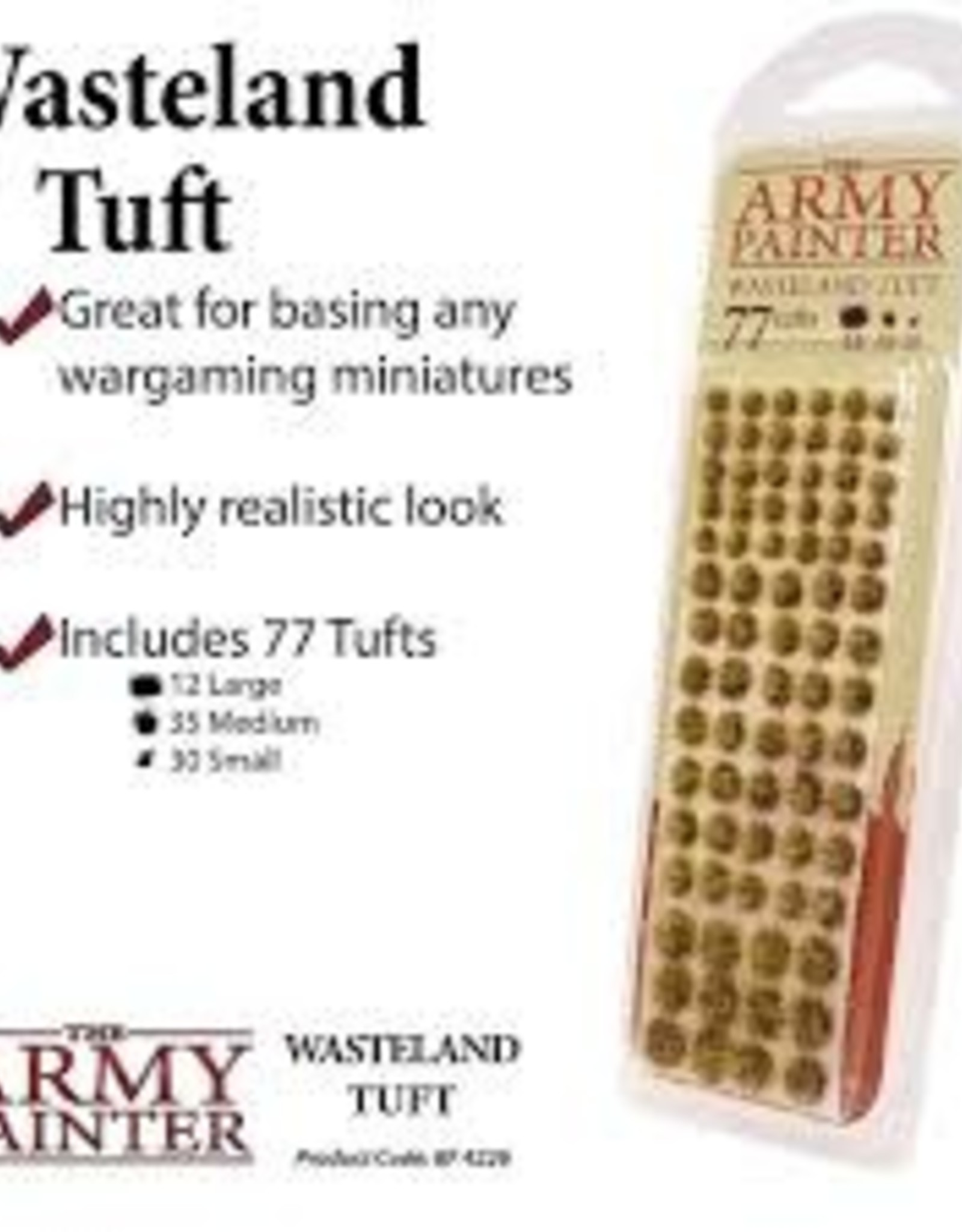 The Army Painter Tufts: Wasteland