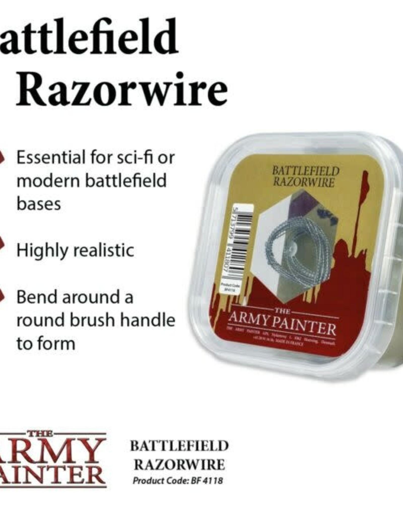 The Army Painter Battlefields: Razor Wire