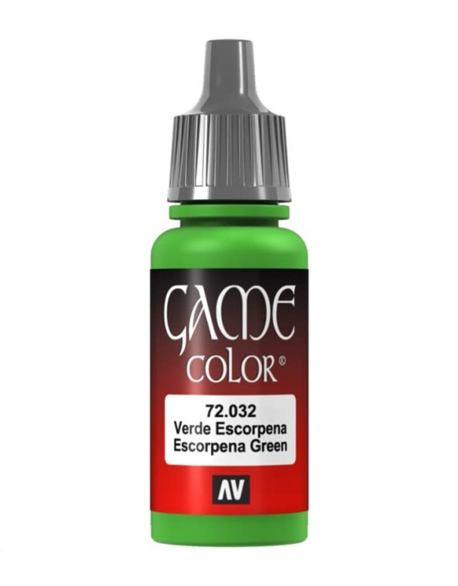VALLEJO GC: Escorpena Green (17 ml.)
