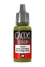 VALLEJO GC: Camouflage Green (17 ml.)