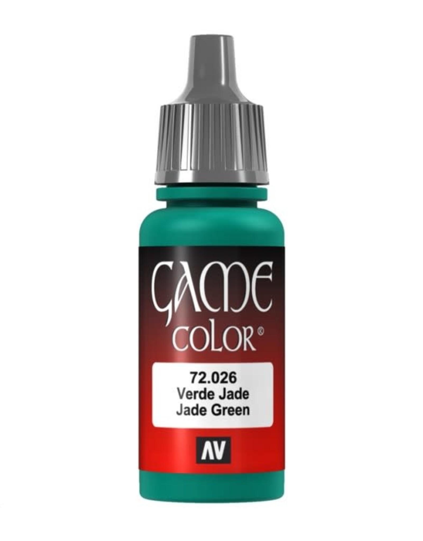 VALLEJO GC: Jade Green (17 ml.)