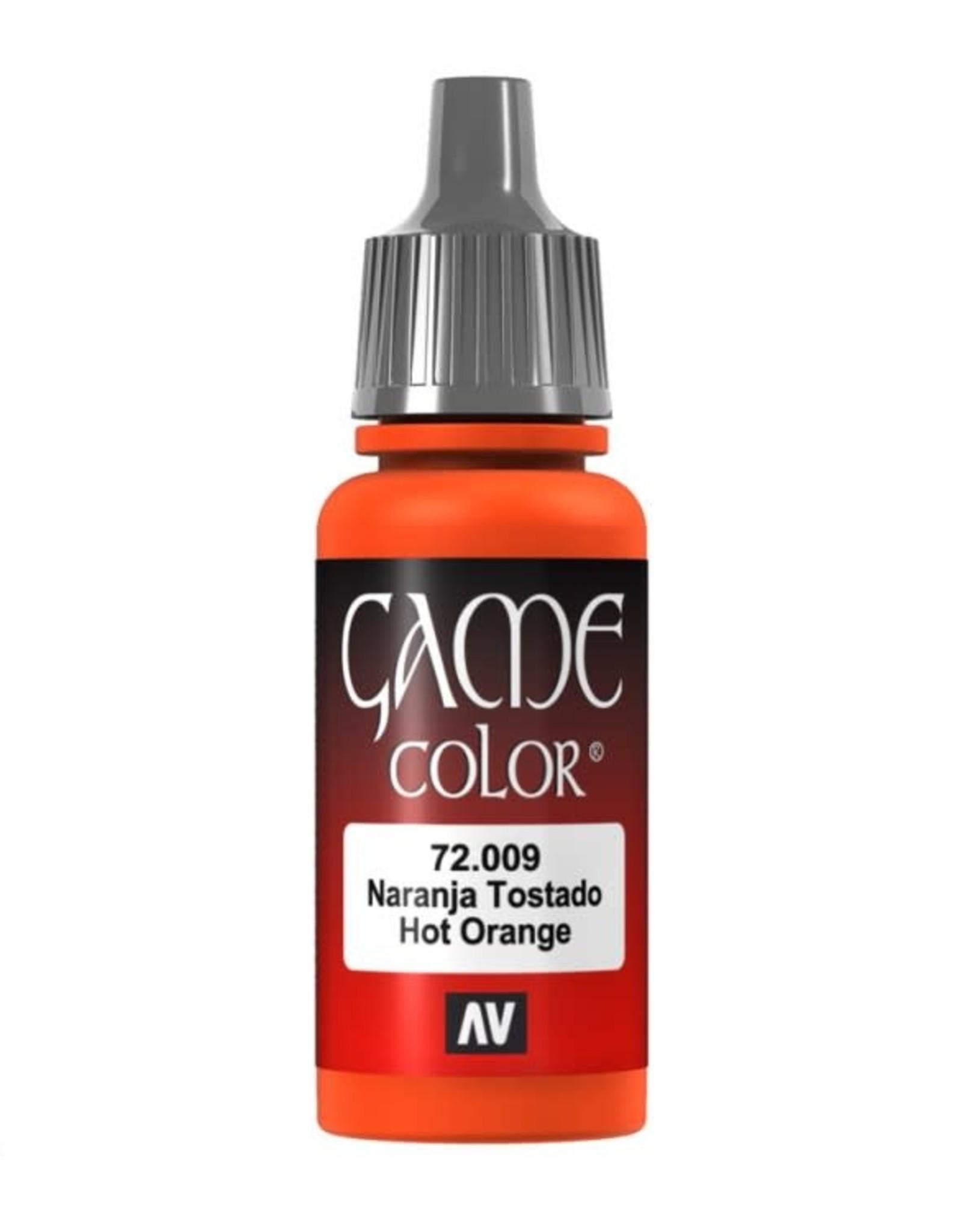 VALLEJO GC: Hot Orange (17 ml.)