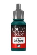 VALLEJO GC: Scurvy Green (17 ml.)