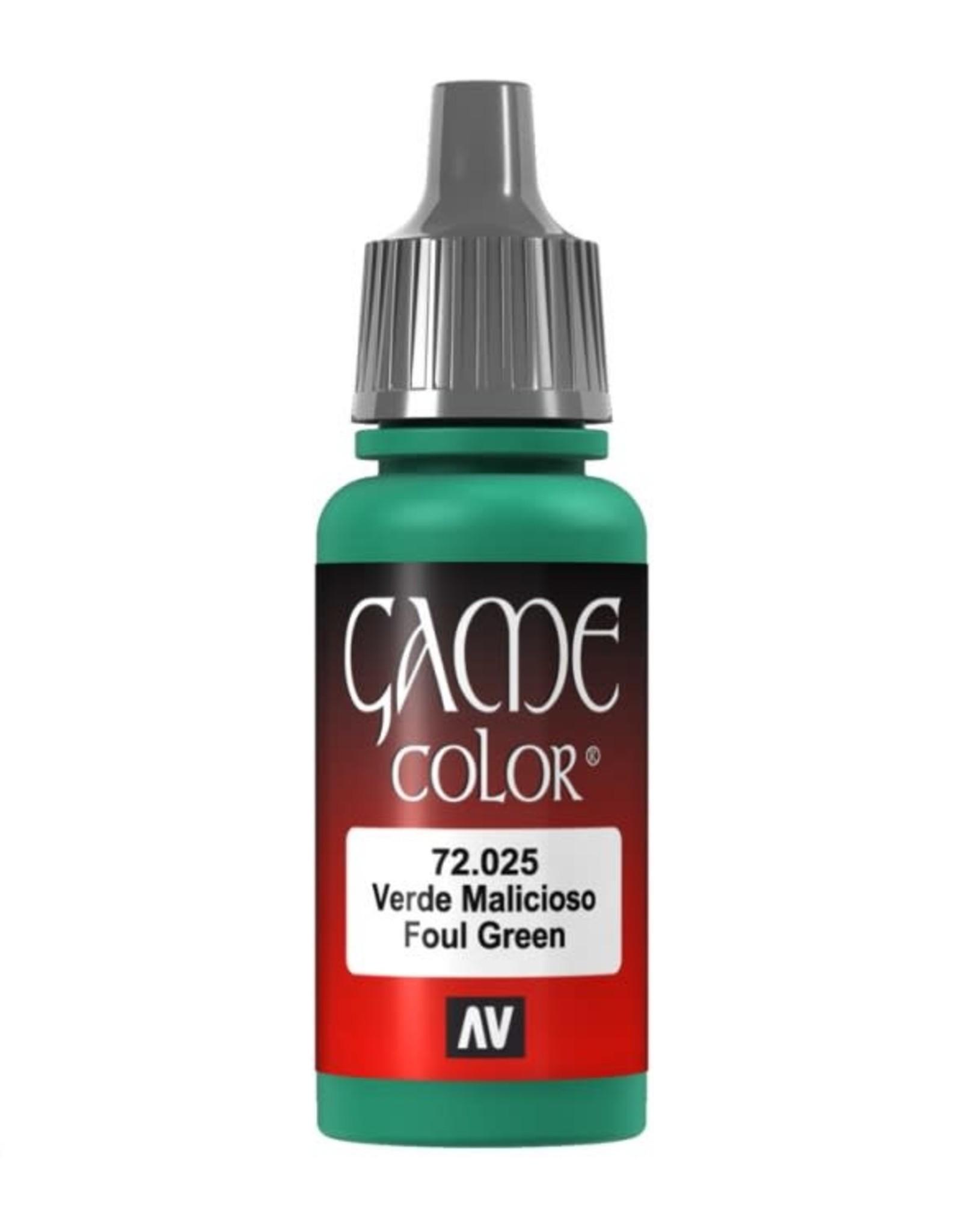 VALLEJO GC: Foul Green (17 ml.)