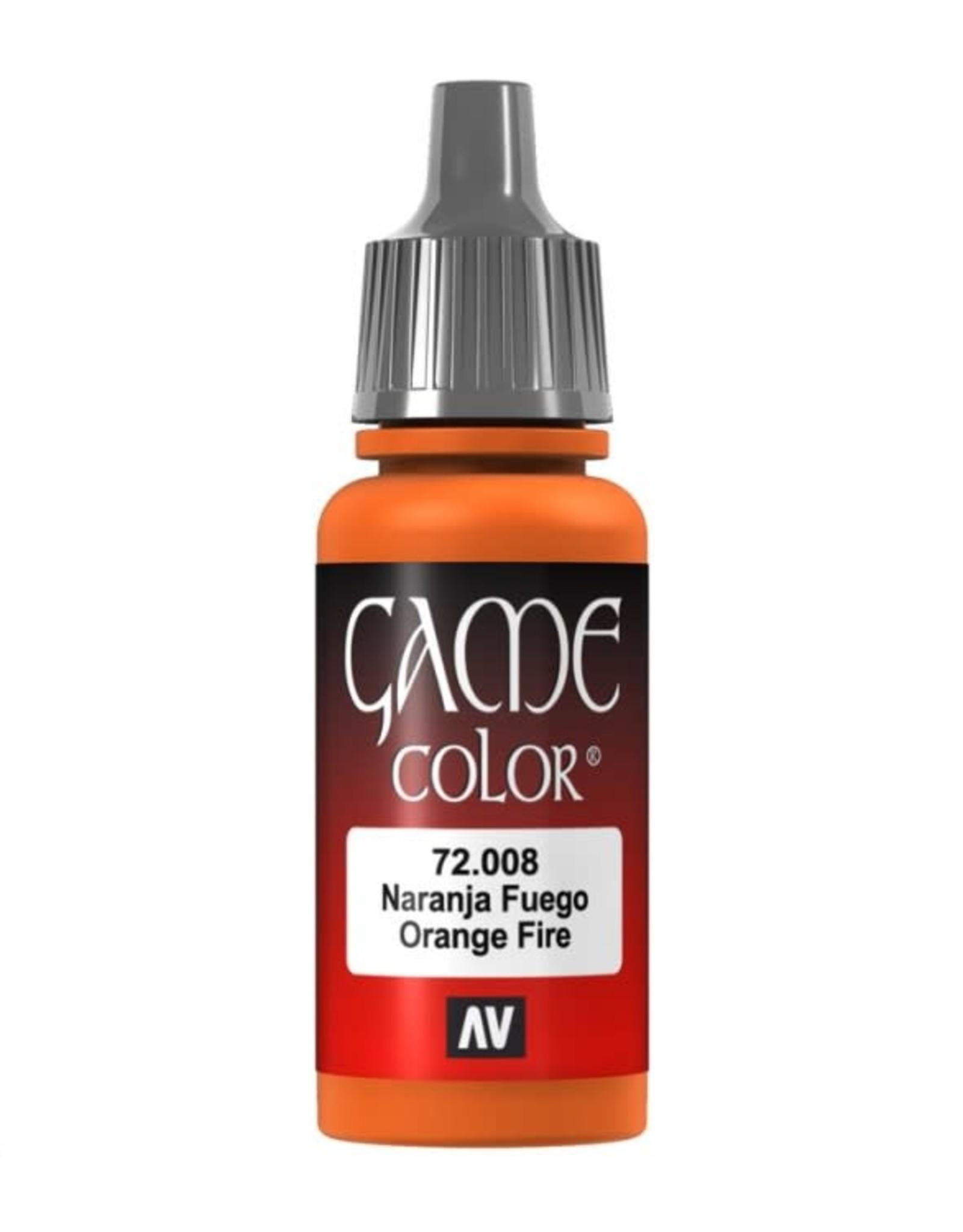 VALLEJO GC: Orange Fire (17 ml.)