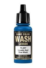 VALLEJO GC: Wash: Blue (17 ml.)
