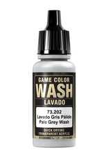 VALLEJO GC: Wash: Pale Grey (17 ml.)