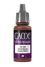 VALLEJO GC: Opaque: Heavy Siena (17 ml.