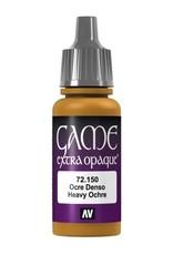 VALLEJO GC: Opaque: Heavy Ochre (17 ml.