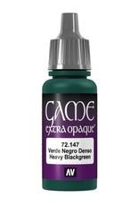 VALLEJO GC: Opaque: Heavy Blackgreen (1