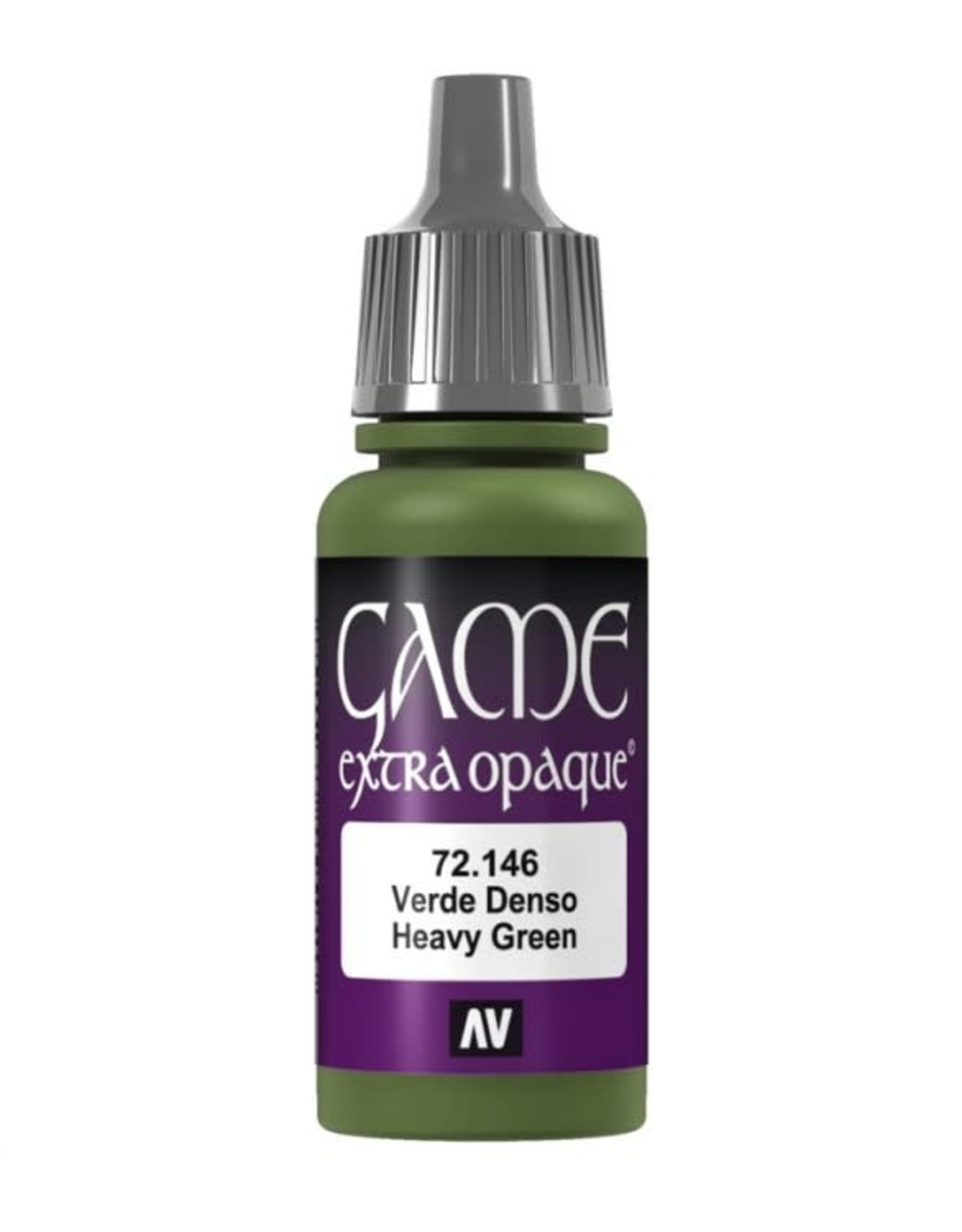 VALLEJO GC: Opaque: Heavy Green (17 ml.