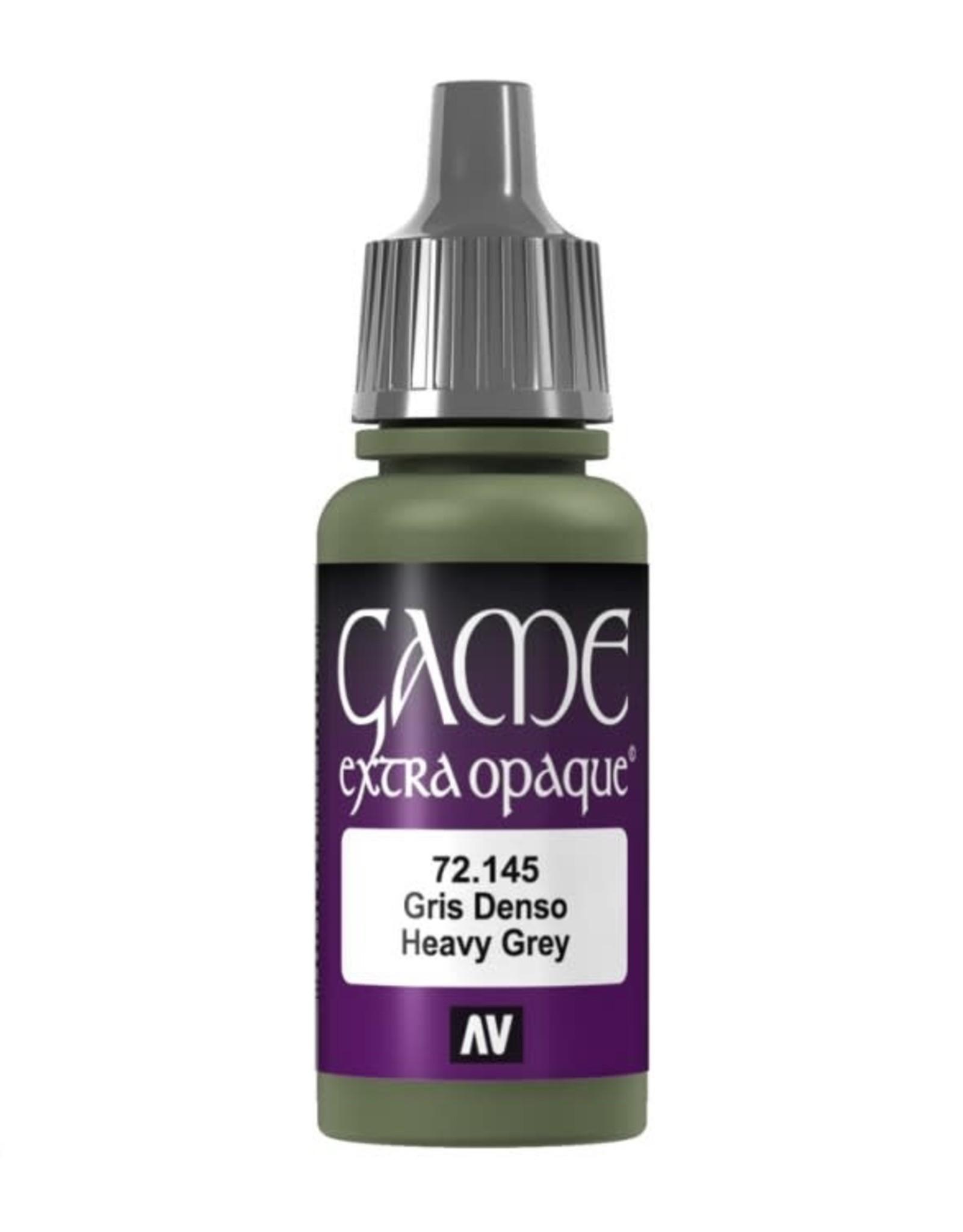 VALLEJO GC: Opaque: Heavy Grey (17 ml.)