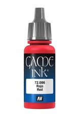 VALLEJO GC: Ink: Red Ink (17 ml.)