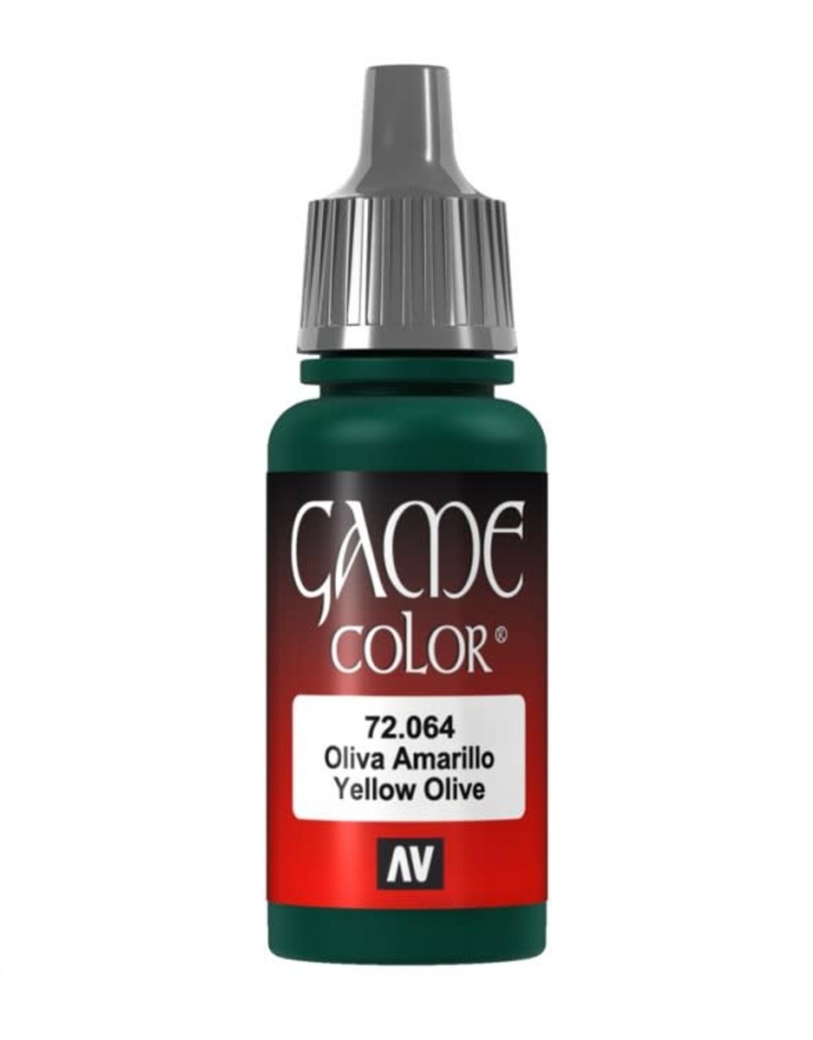 VALLEJO GC: Yellow Olive (17 ml.)