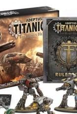Games Workshop ADEPTUS TITANICUS STARTER SET (ENGLISH)