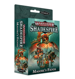 Games Workshop Warhammer Underworlds: Shadespire: Magore's Fiends