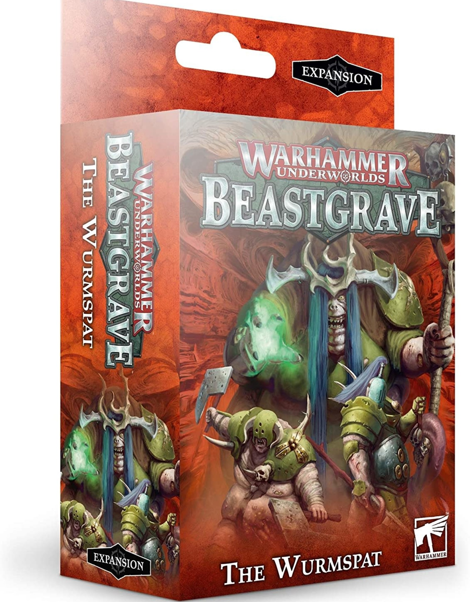 Games Workshop WH UNDERWORLDS: THE WURMSPAT (ENGLISH)