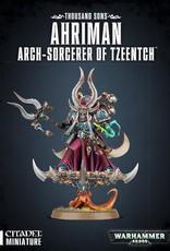 Games Workshop Thousand Sons: Ahriman Arch-Sorcerer of Tzeentch