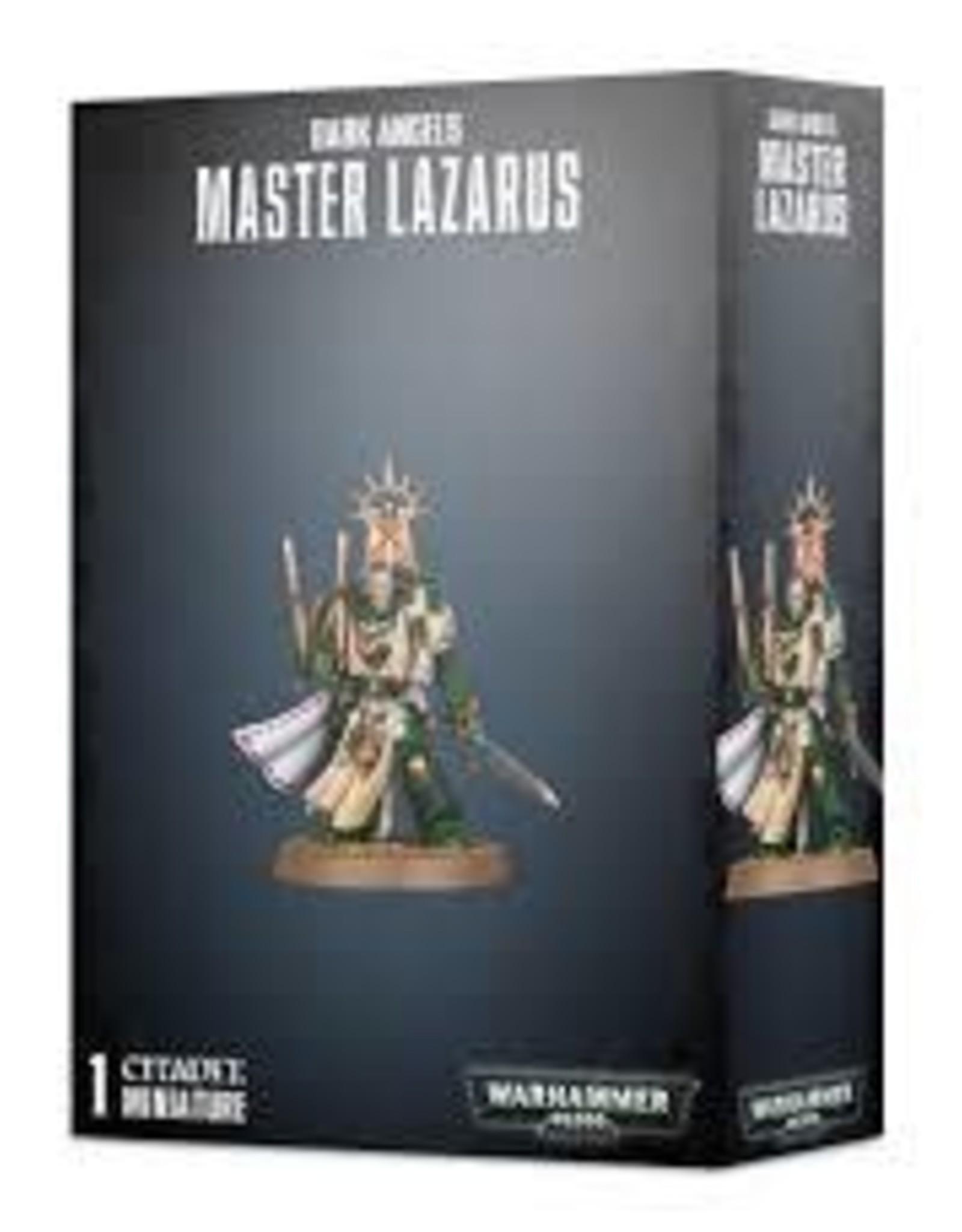 Games Workshop Dark Angels Master Lazarus