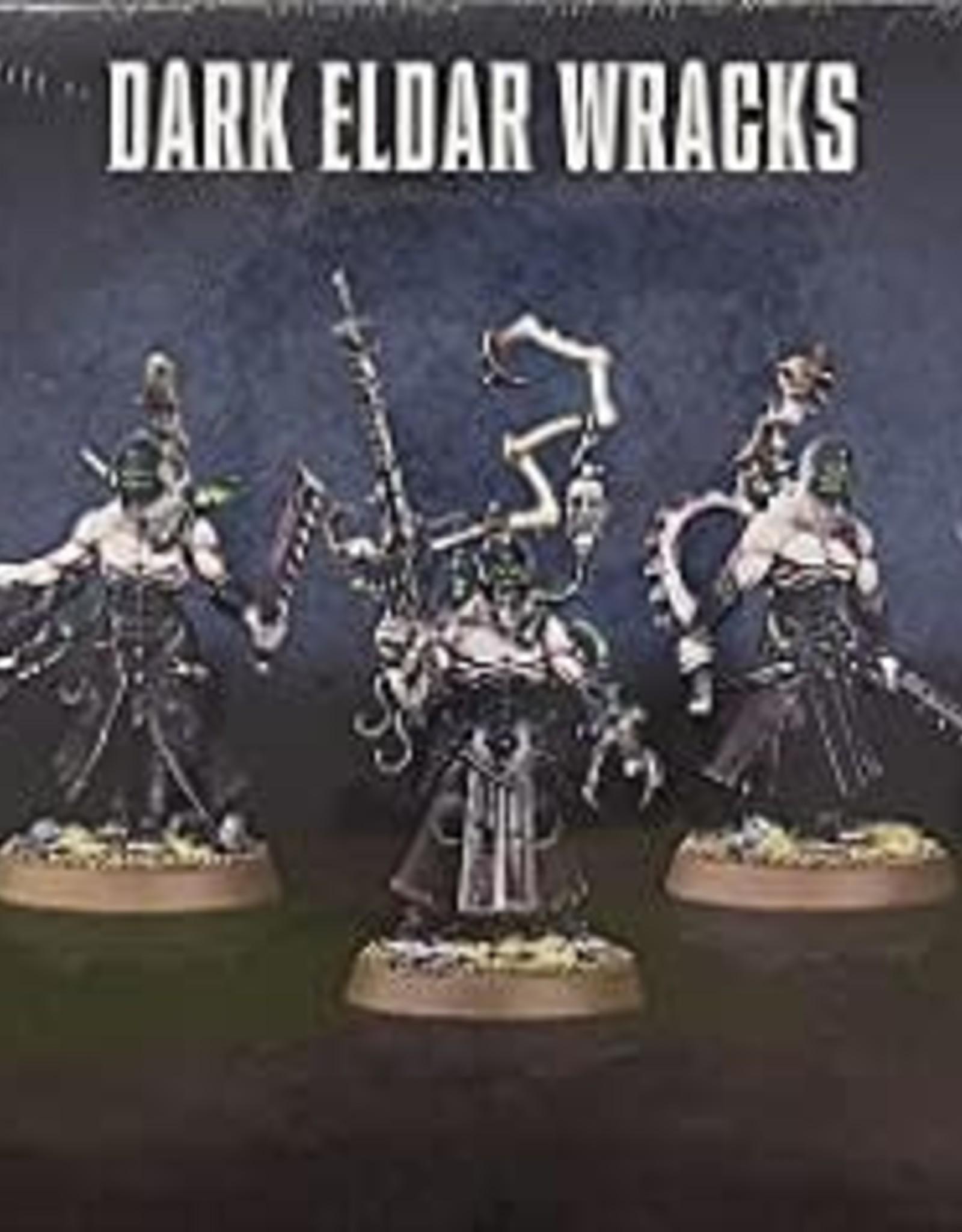 Games Workshop Dark Eldar (Drukhari) Wracks