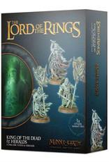 Games Workshop LotR King of the Dead & Heralds