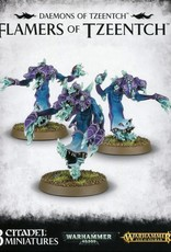 Games Workshop DAEMONS OF TZEENTCH FLAMERS OF TZEENTCH