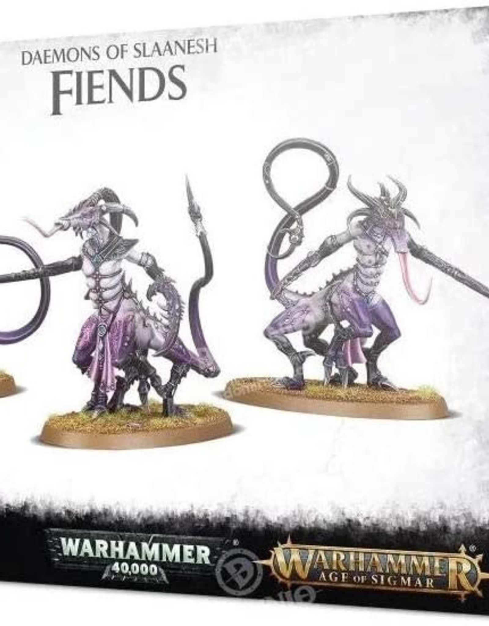 Games Workshop Daemons of Slaanesh: Fiends