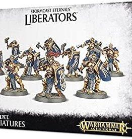 Games Workshop Stormcast Eternals Liberators