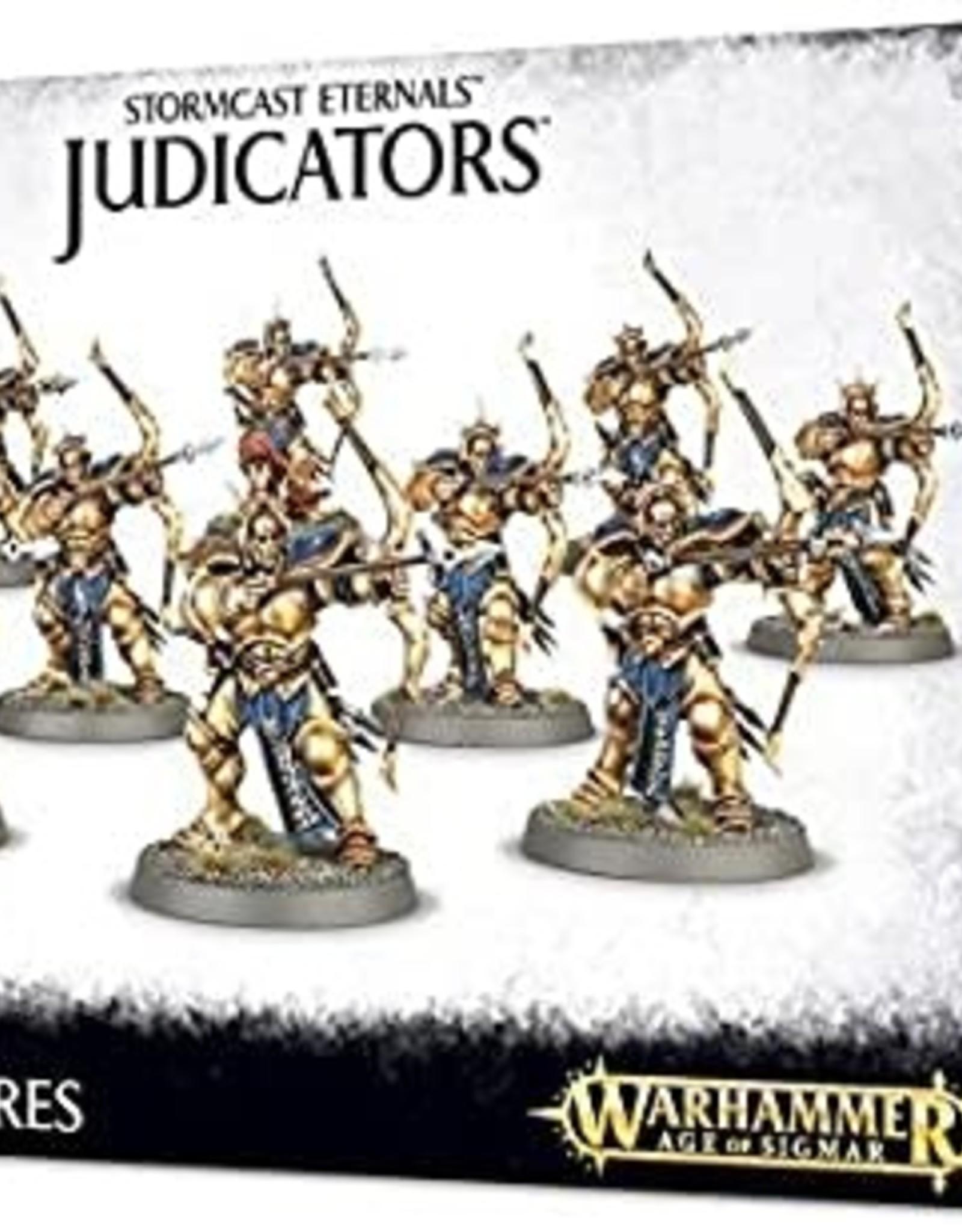 Games Workshop STORMCAST ETERNALS JUDICATORS