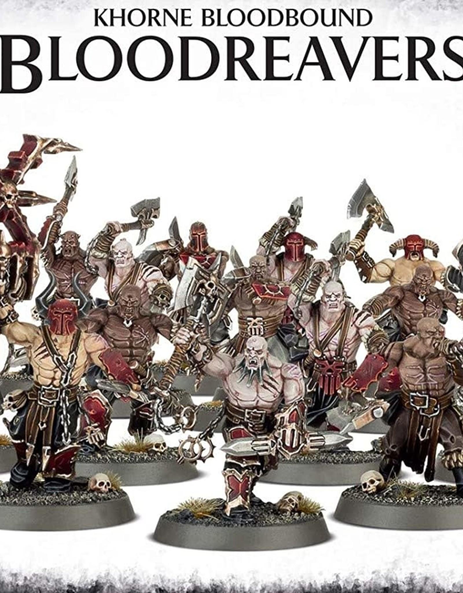 Games Workshop AoS Bloodreavers