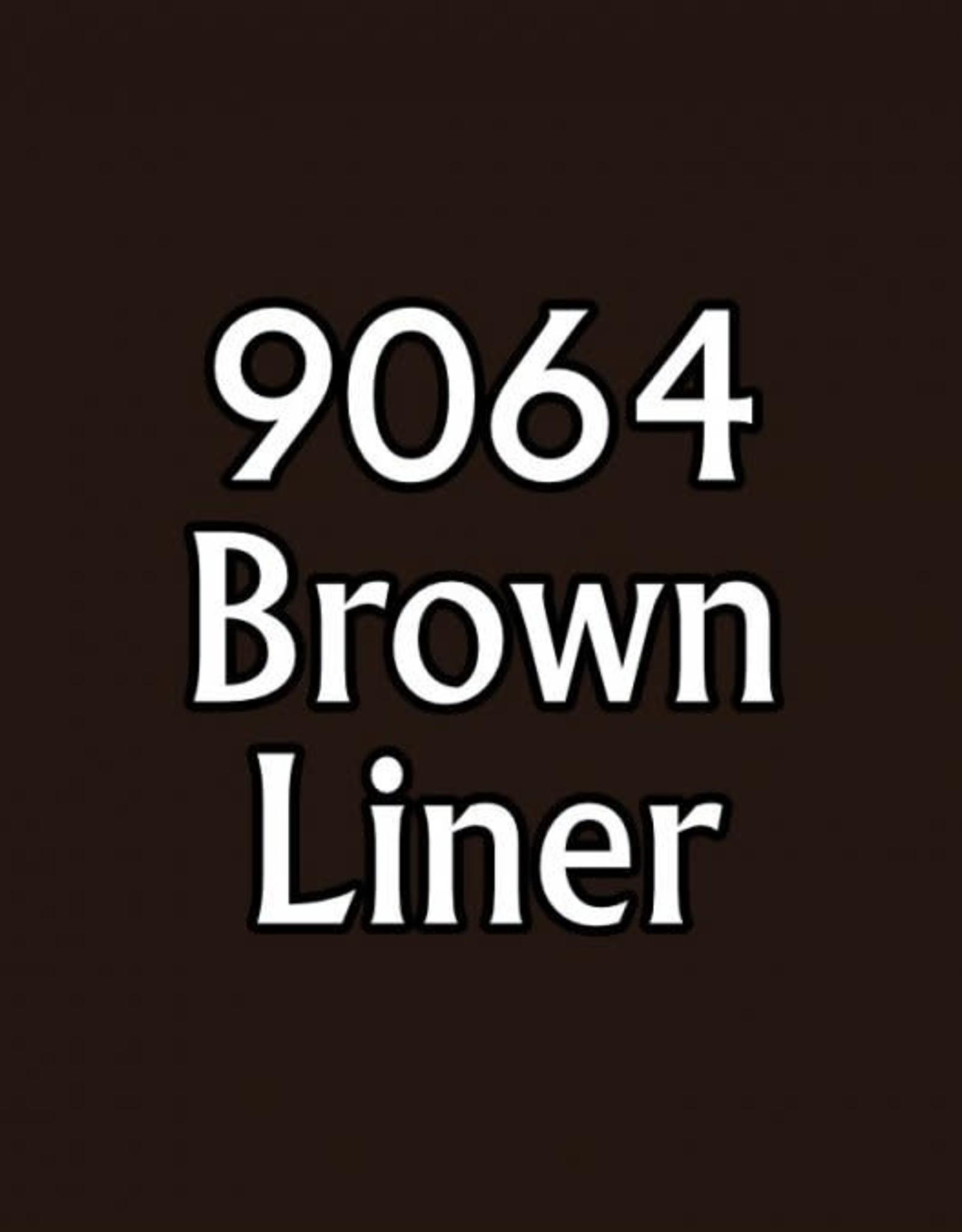 Reaper Brown Liner