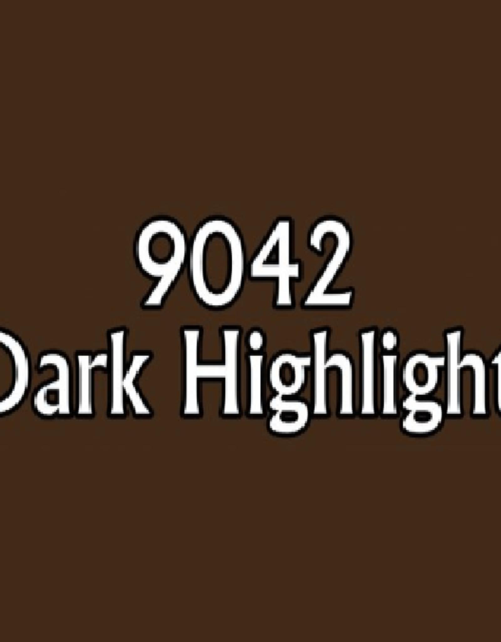 Reaper Dark Highlights