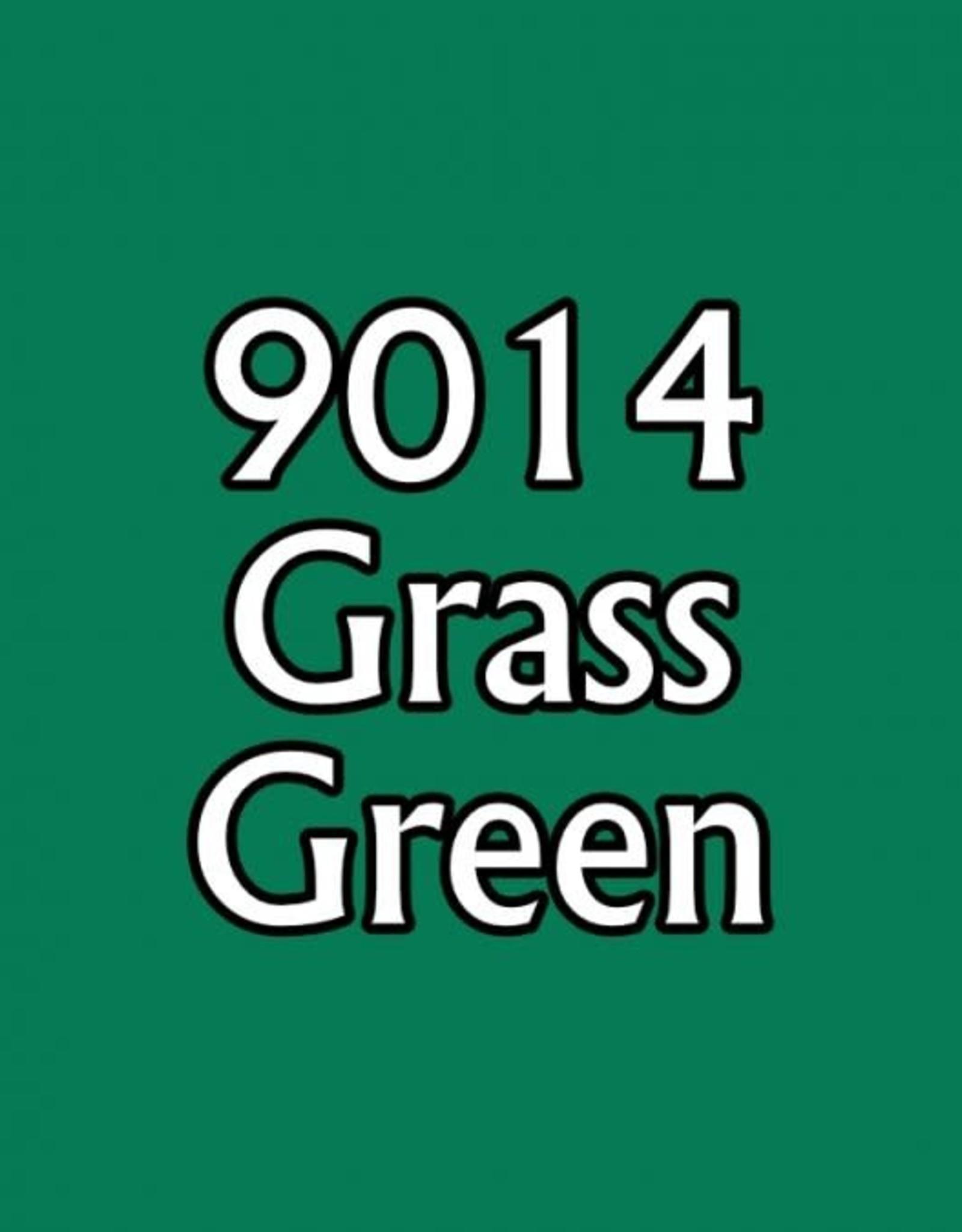 Reaper Grass Green