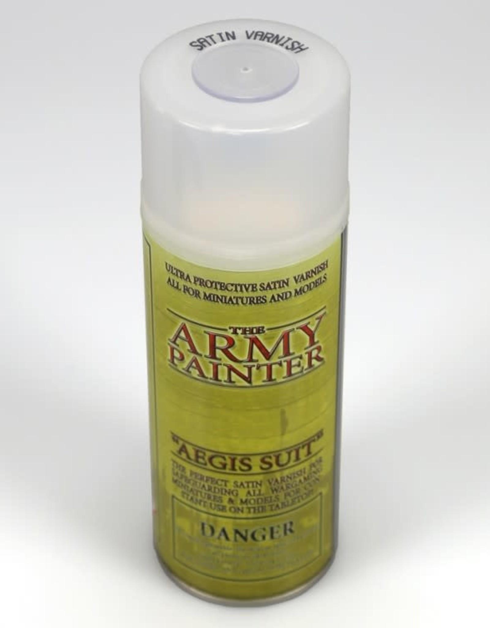 The Army Painter AP Satin Varnish Spray