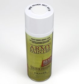 The Army Painter Base Primer: Matte White