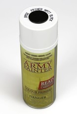 The Army Painter Base Primer Matte Black Spray