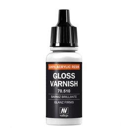 VALLEJO MC: Aux: Permanent Gloss Varnish