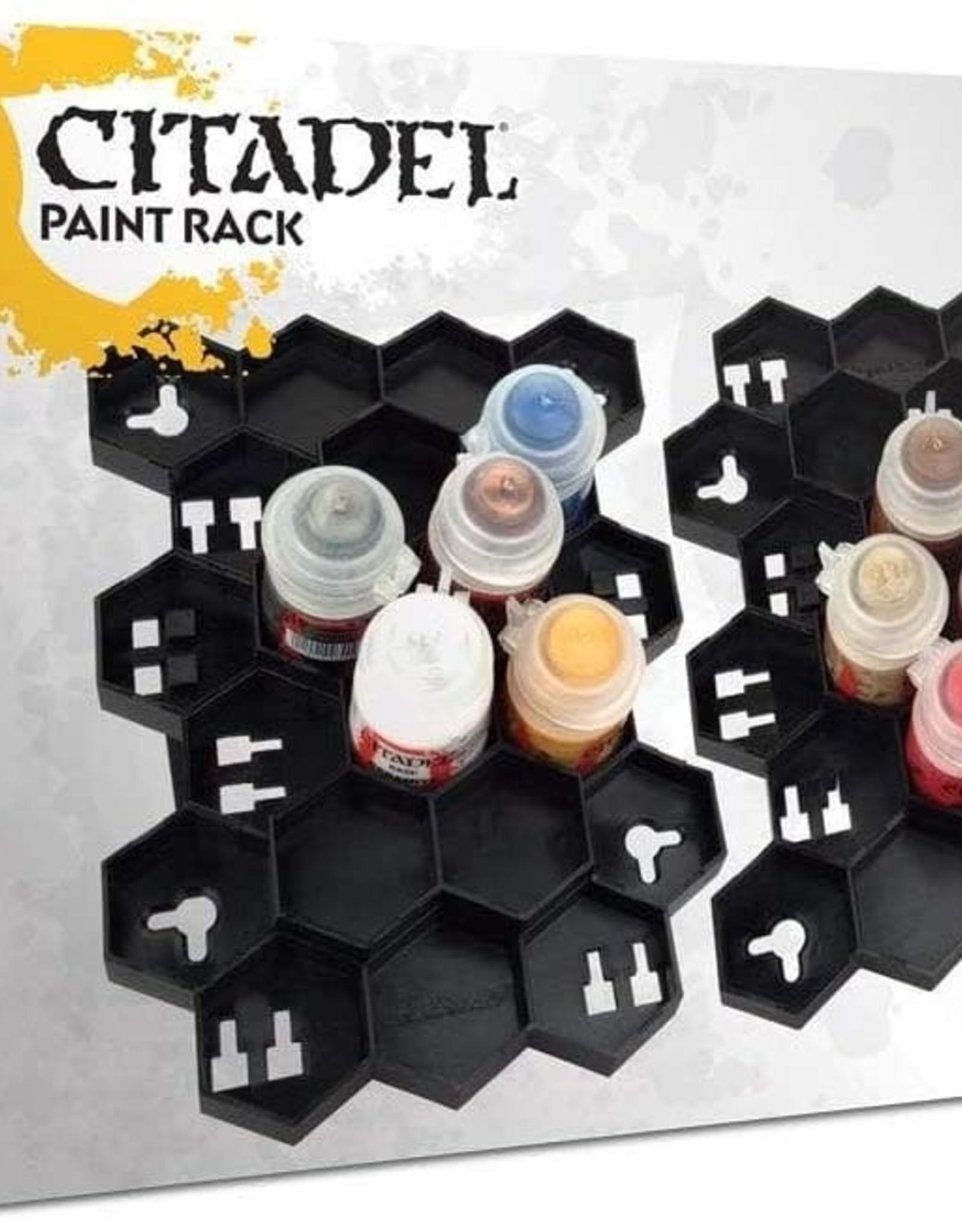 Games Workshop Citadel Paint Rack