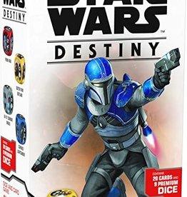 SW Destiny: Allies of Necessity Draft Set