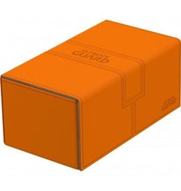 Ultimate Guard Twin Flip N Tray DC 200+ Orange