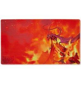 Dragon Shield - Playmat Orange (Usaqin)