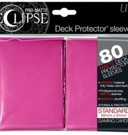 Ultra Pro Pro Matte Eclipse: Pink