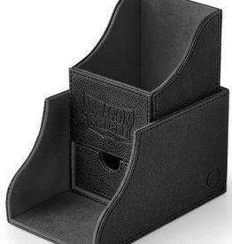 Arcane Tinmen Dragon Shield Nest Box 100+ Black w/ Black