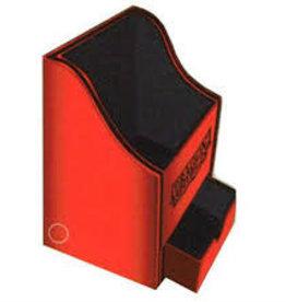 Arcane Tinmen Dragon Shield Nest Box 100+ Red w/ Black
