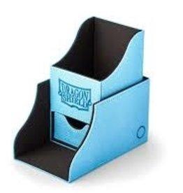 Arcane Tinmen Dragon Shield Nest Box 100+ Blue w/ black