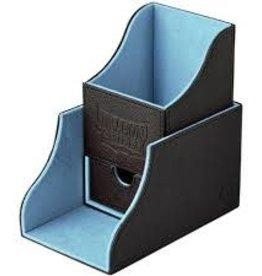 Arcane Tinmen Dragon Shield Nest Box 100+ Black w/Blue