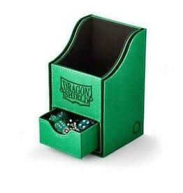 Arcane Tinmen Dragon Shield Nest Box 100+ Green w/ black