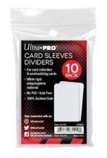 Ultra Pro Card Sleeve Dividers (10)